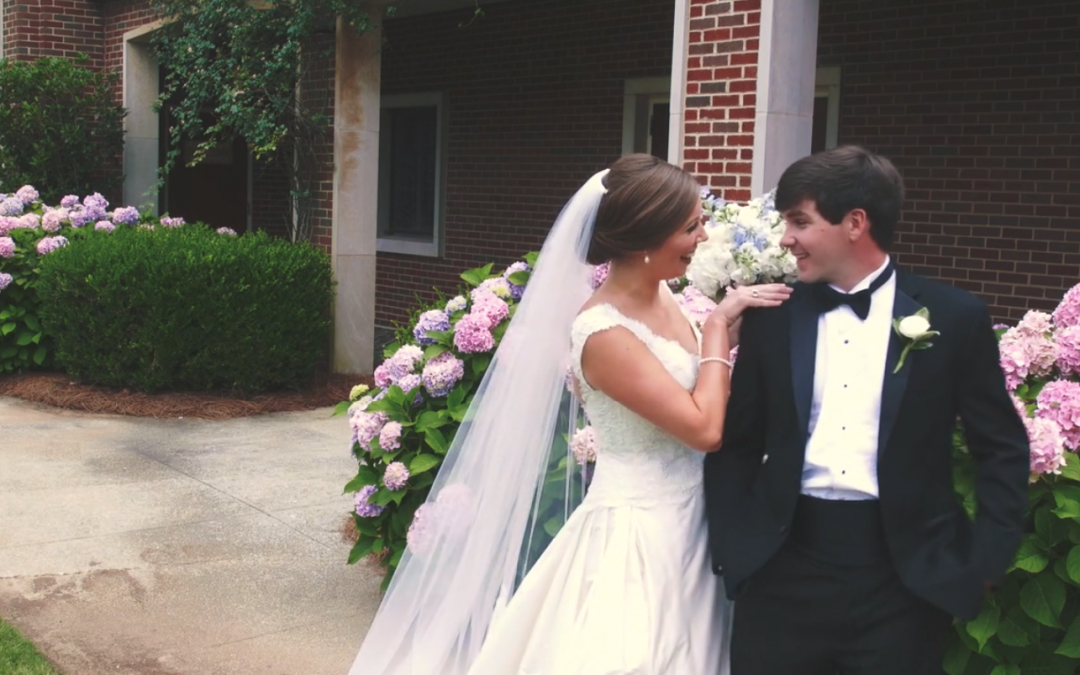 Sanders & Jake's Wedding | Vestavia Hills UMC & The Club