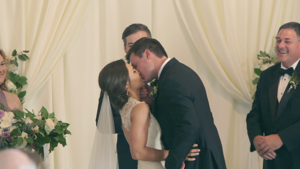 mountain brook alabama wedding videography